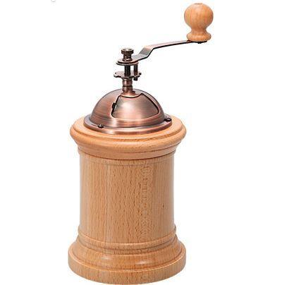 Дървена ръчна кафемелачка HARIO Column